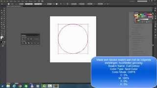 CutContour en PerfCutContour Adobe Illustrator