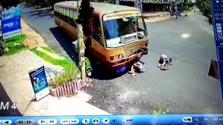 Bus Accident | government bus Accident