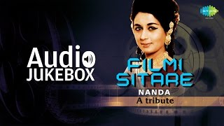 Best Songs of Nanda | Tribute Special | Bollywood Retro Hits Jukebox