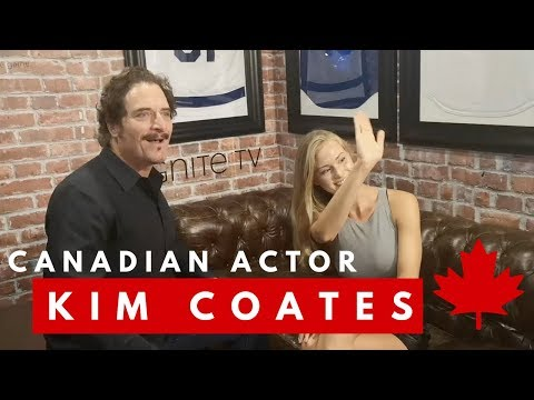 OneonOne with Canadian Actor Kim Coates