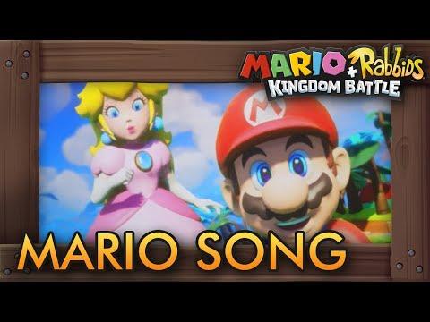 Phantom's EPIC Mario DISS TRACK in Mario + Rabbids Kingdom Battle