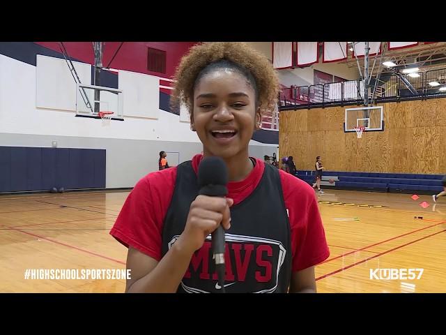 Xfinity Scholar Athlete - Deja Williams - HSSZ Episode 2-9-19