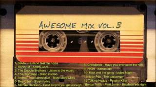 Guardians Of The Galaxy: Awesome Mix, Vol. 3 Full Album (this soundtrack is a work of fiction)