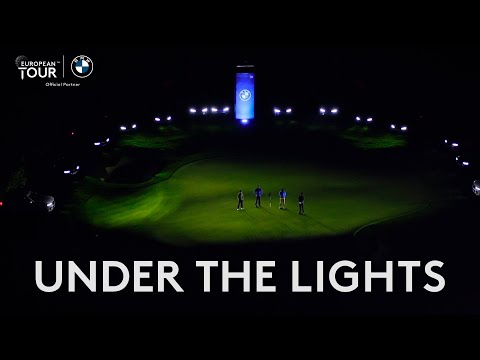 Tommy Fleetwood vs Justin Rose In Night Golf Battle!