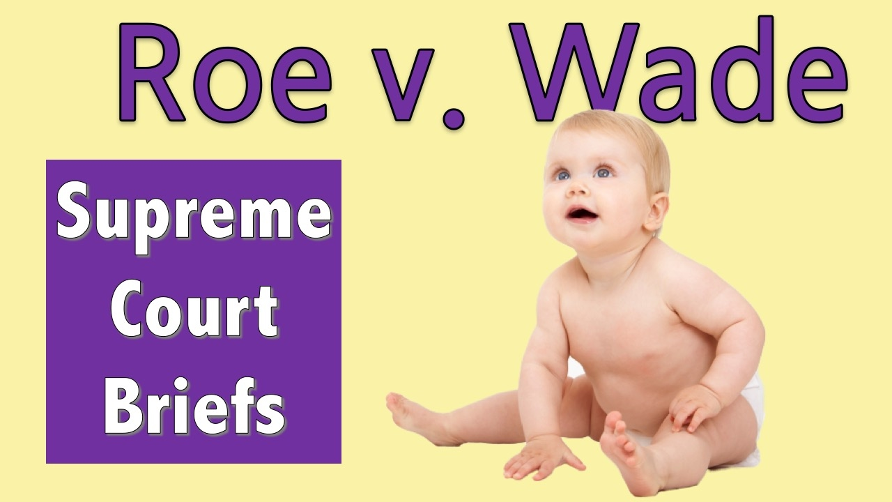 When Abortion Became Legal Roe V Wade Youtube