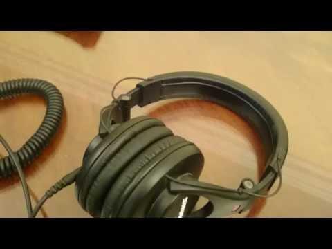 Shure SRH440 Headphones Review