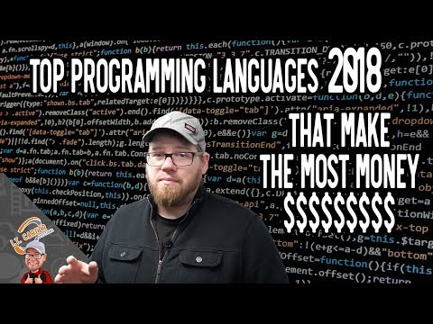 Top 7 Programming Languages of 2018 That Make the Most Money