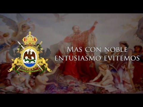 Himno del Segundo Imperio Mexicano (1864) -