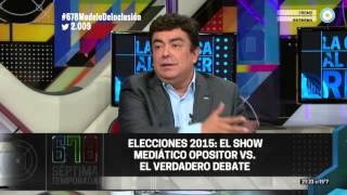 678 - Debate vs show mediático - 06-10-15