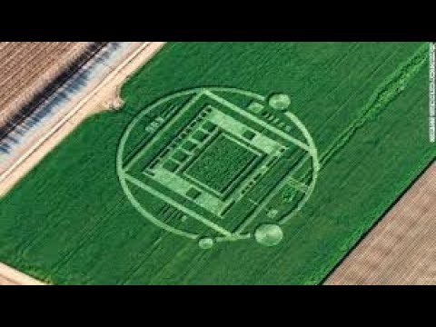 Crop Circles & Desert Lines Documentary