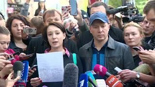 Хаматова и Миронов зачитали письмо в поддержку Серебренникова