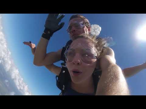 Tandem Skydive | Brittany from Fort Worth, TX