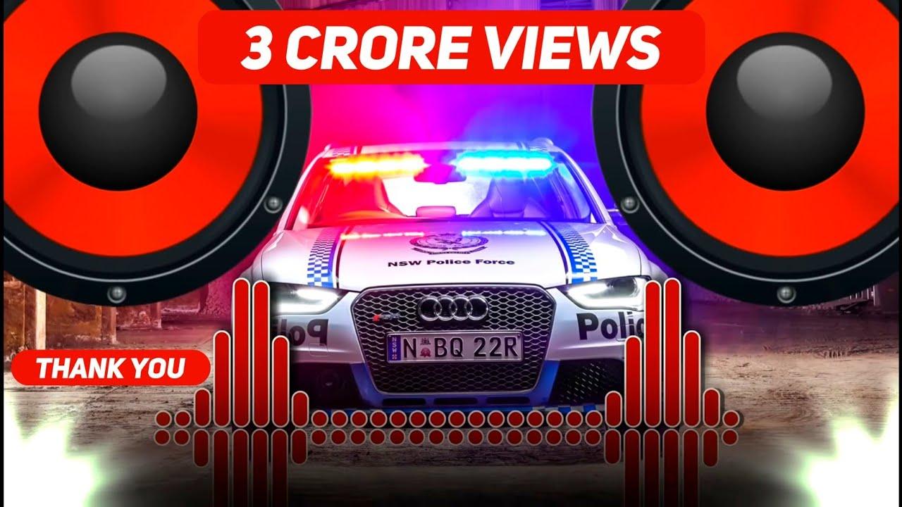 New Police Siren Sound Check 2019 [ Hard Vibration ] - Dj Mahesh DJ Suspence - Swar Marathi #1