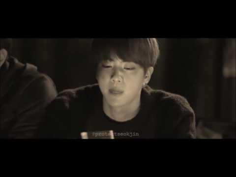 Kim Seokjin ll Say Something (war scenario)
