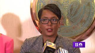 City of Atlanta hit with ransomware cyber attack - Mayor Keisha Lance Bottoms explains