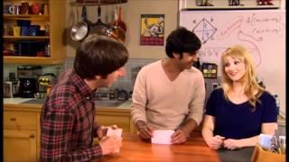 Simon Helberg imitates Kunal Nayyar from the Big Bang Theory