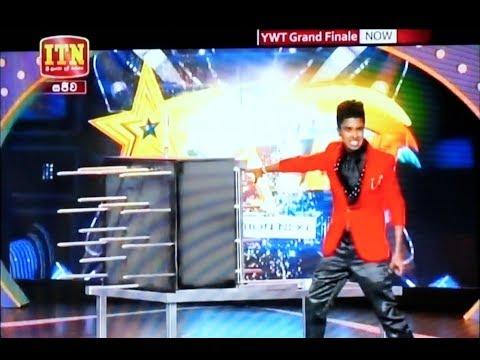 Youth With Talent Emil Eranda's Grant Final Magic Act