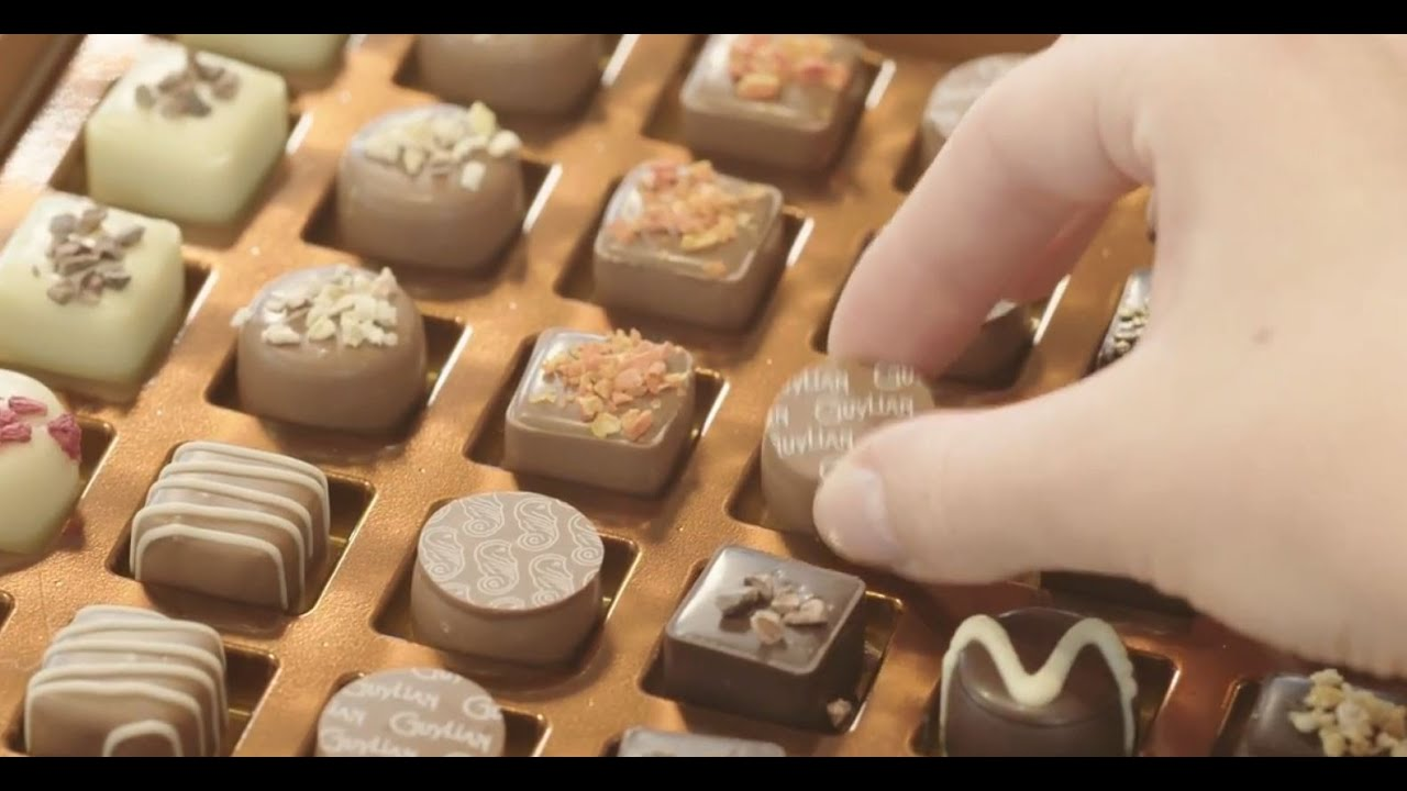 Guylian Belgian Chocolates Seashells Gift Boxes Bars