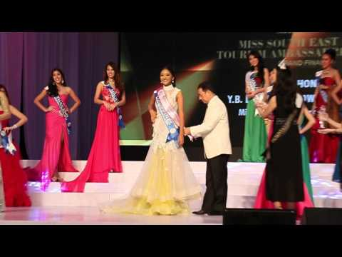 Miss South East Asia Tourism Ambassadress 2015 - The First Runner Up