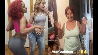 Cardi B Dancing Merengue With Her Grandma And Family! 🤣