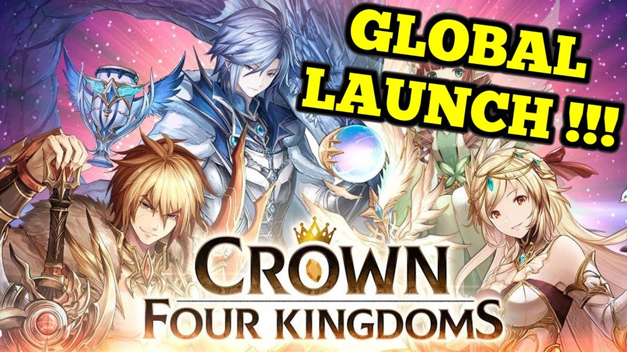 Crown Four Kingdoms : First Impressions - YouTube