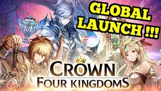 Crown Four Kingdoms : First Impressions