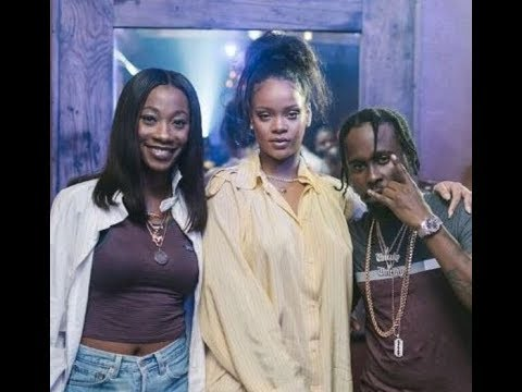 Popcaan And Rihanna New Callab?
