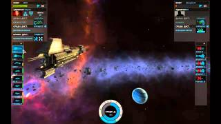 Endless Space.creation flota.primer battle, fight! создание флота.пример сражения,бой!
