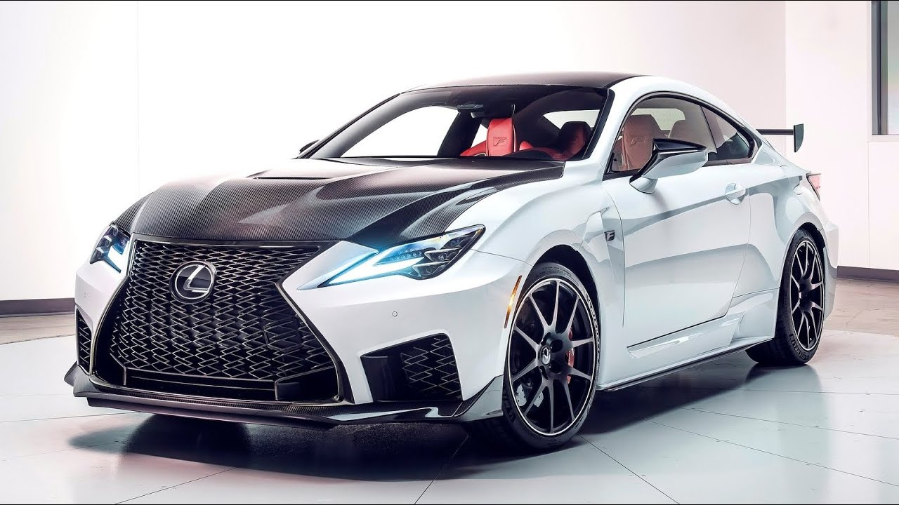 lexus rc f track edition 2020 - 2021 review, photos