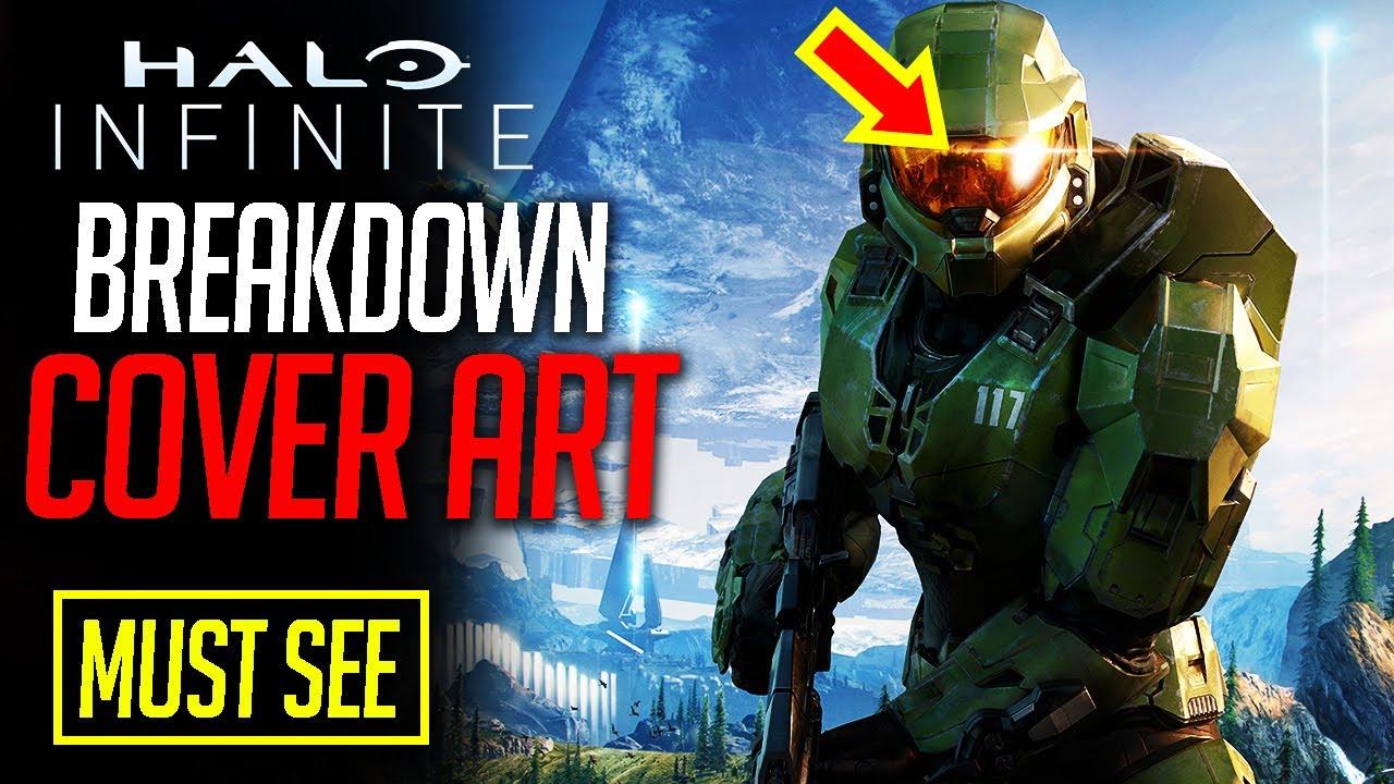 Halo Infinite Box Art Teases A Grappling Hook