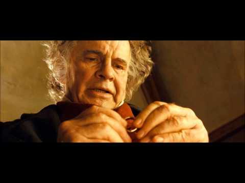 LOTR The Fellowship of the Ring - Farewell Dear Bilbo