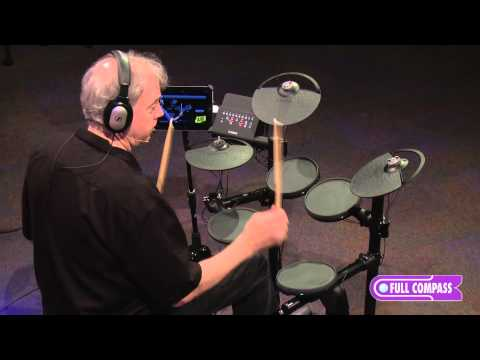 Yamaha DTX450K Electronic Drum Kit Review | Full Compass