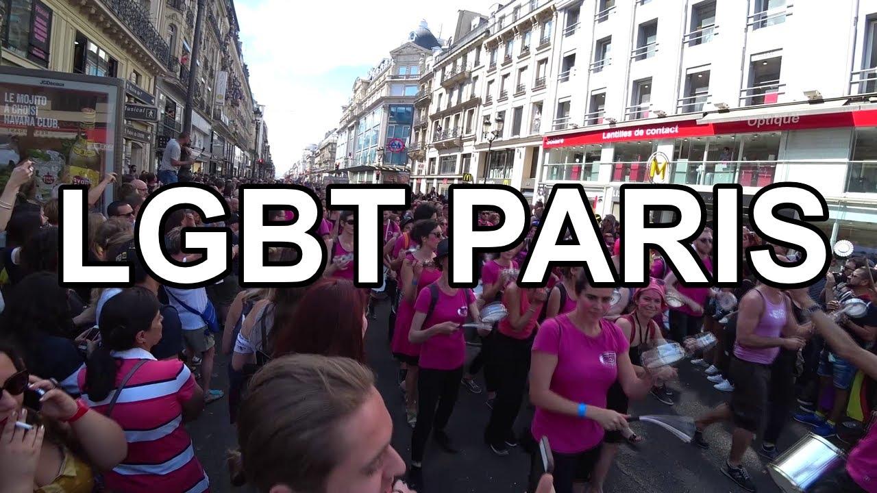 VLOG ★ ЛГТБ ПАРИЖ | LGBT PARIS