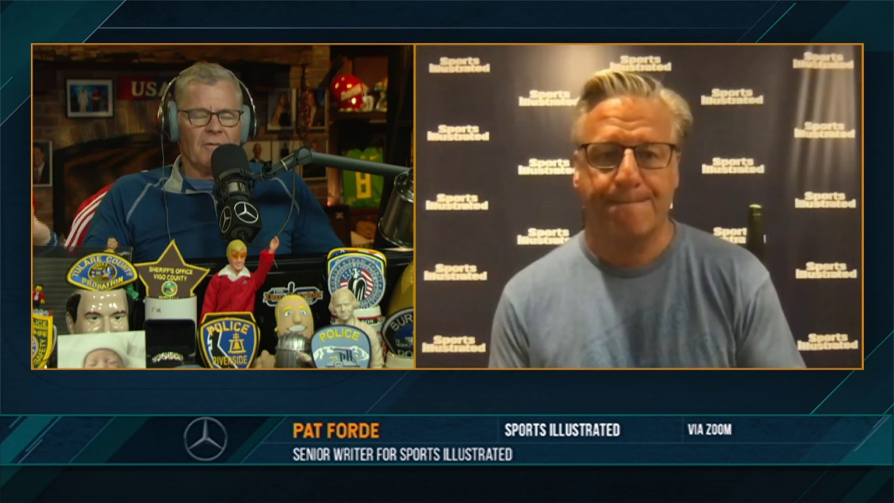 Pat Forde on the Dan Patrick Show (Full Interview) 06/30/20