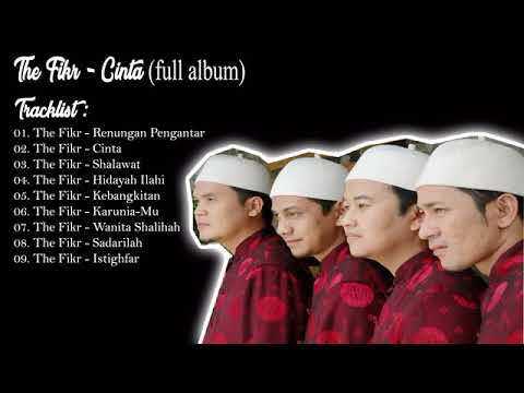 THE FIKR - Cinta (full album)