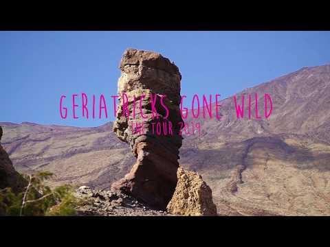Furgoneta y Patineta: Geriatricks Gone Wild en Canarias