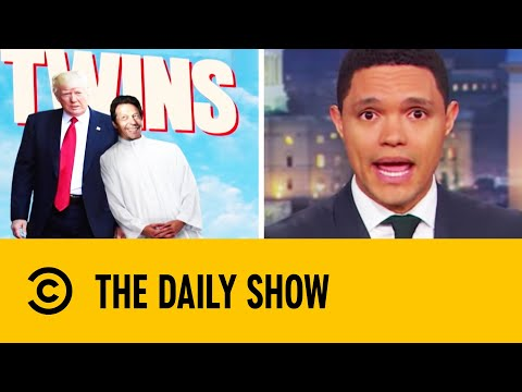 Meet The Pakistani Donald Trump | The Daily Show With Trevor Noah