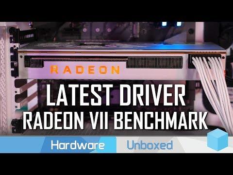AMD Radeon VII Mega 33 Game Benchmark vs. RTX 2080, GTX 1080 Ti, Vega 64 & More!