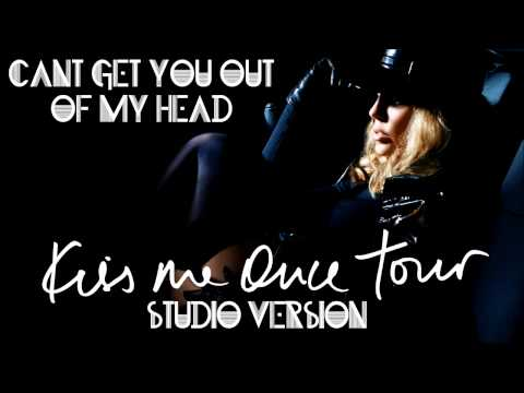 Kylie Minogue - Can't Get You Out Of My Head (X Tour Remix Video)