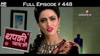 Thapki Pyar Ki - 3rd October 2016 - थपकी प्यार की - Full Episode HD