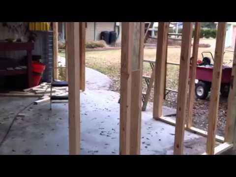 Close In A Carport 24 YouTube