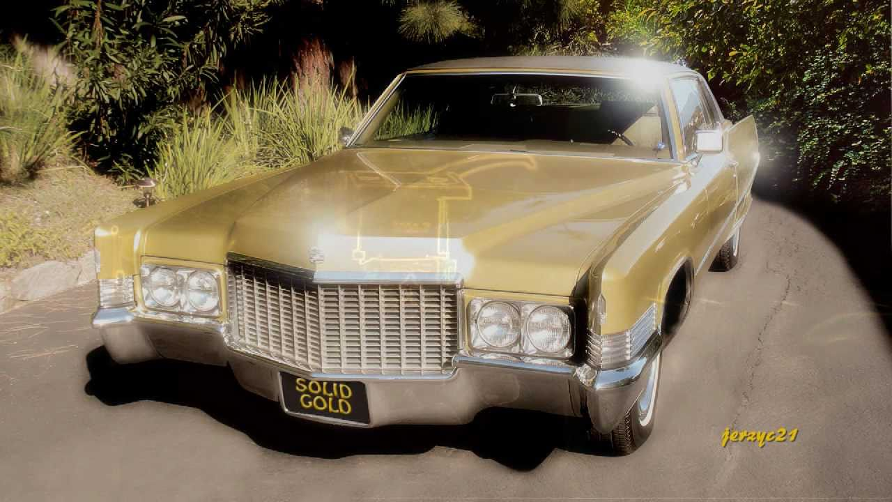 Solid Gold Cadillac - YouTube