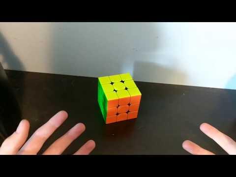 3x3 CFOP method beginners