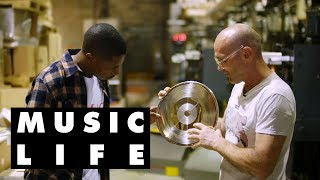 How Do You Make a Vinyl Record? | Music Life
