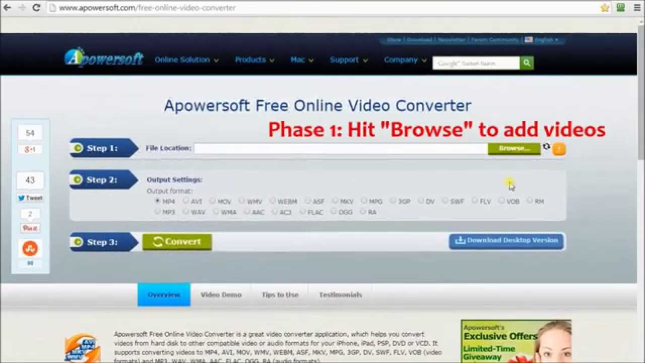 Free and simple ways to convert *M2TS(AVCHD) to *MP4