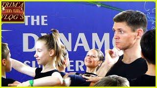 Танцы Уроки САМБЫ Тимур Юсупов СБОРЫ СТК ДИНАМО 2017 Бекасово #DYNAMODANCECLUB