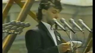 Orbán Viktor - Nagy Imre újratemetése 1989.06.16. TELJES!!!!