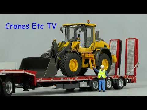 ATC Volvo L60H Wheel Loader By Cranes Etc TV