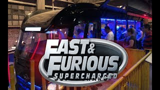 Ride Review: Fast & Furious Supercharged at Universal Orlando