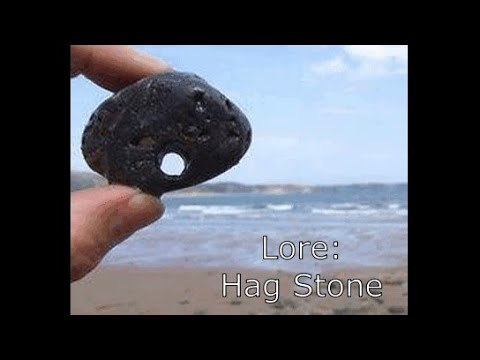 Hag Stone Lore Youtube Check out our hag stone selection for the very best in unique or custom, handmade pieces from our stones & pebbles shops. hag stone lore